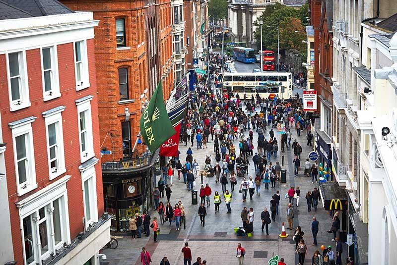 خیابان گرافتون دوبلین