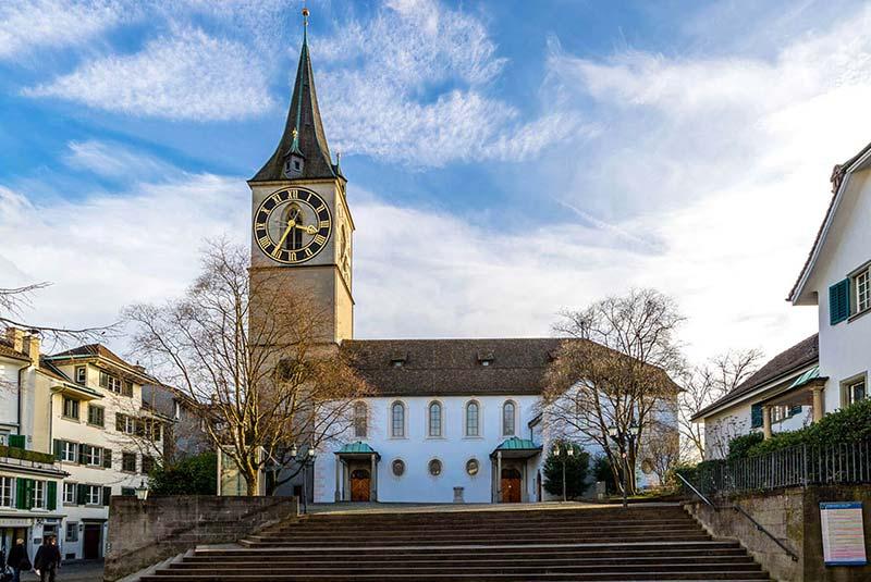 کلیسای سنت پیتر زوریخ