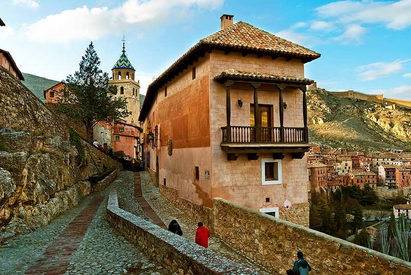آلباراسین اسپانیا