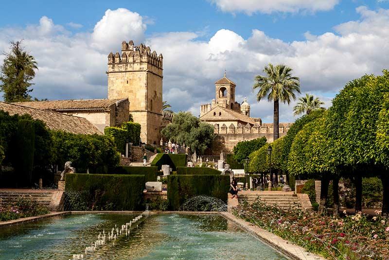 قلعه پادشاهان مسیحی کوردوبا