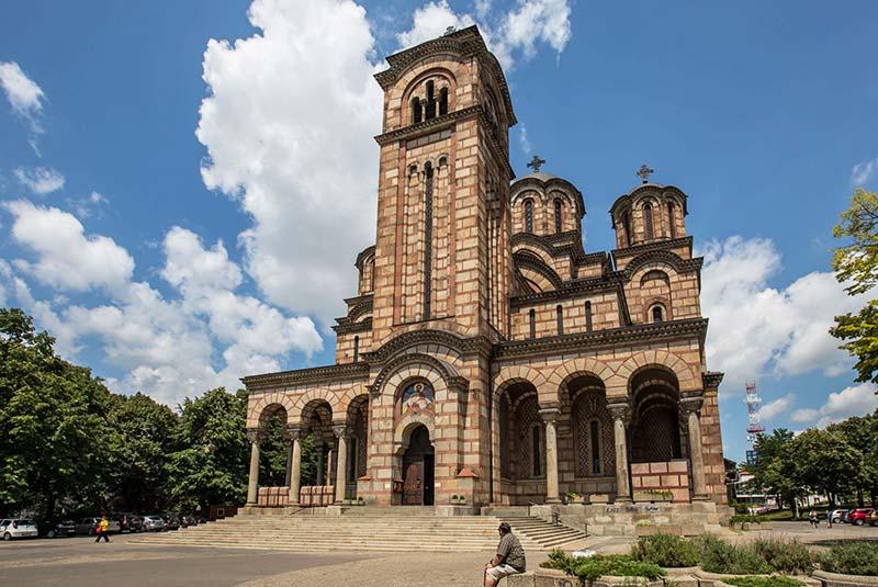 کلیسای سنت مارک بلگراد