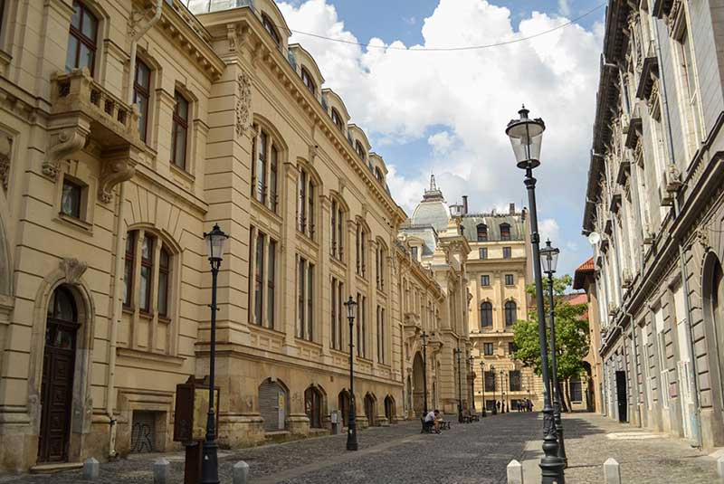 معماری بخارست