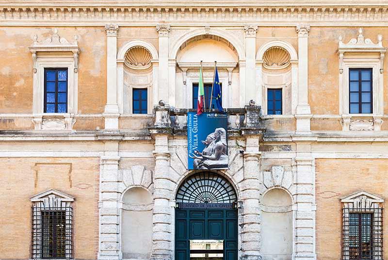 موزه ملی اتروسک رم