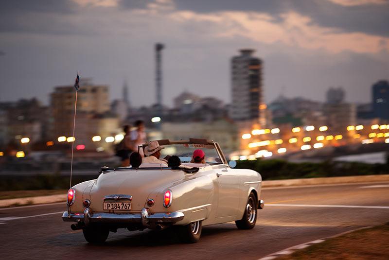 ماشین های قدیمی کوبا