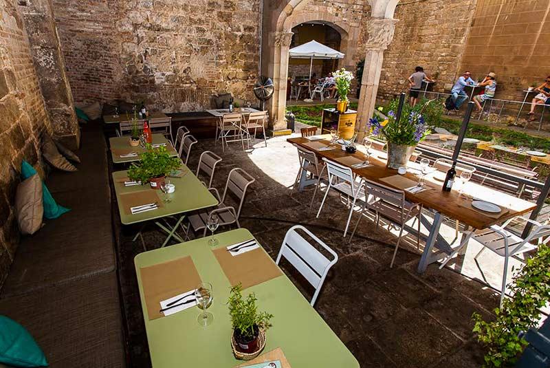 کافه رستوران ال خردی بارسلون