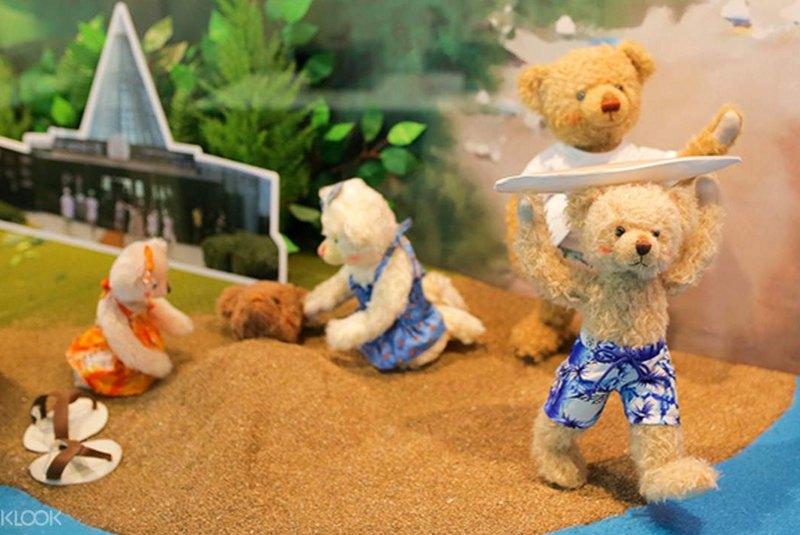 موزه خرس تدی در جیجو