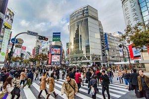 شیبویا در توکیو