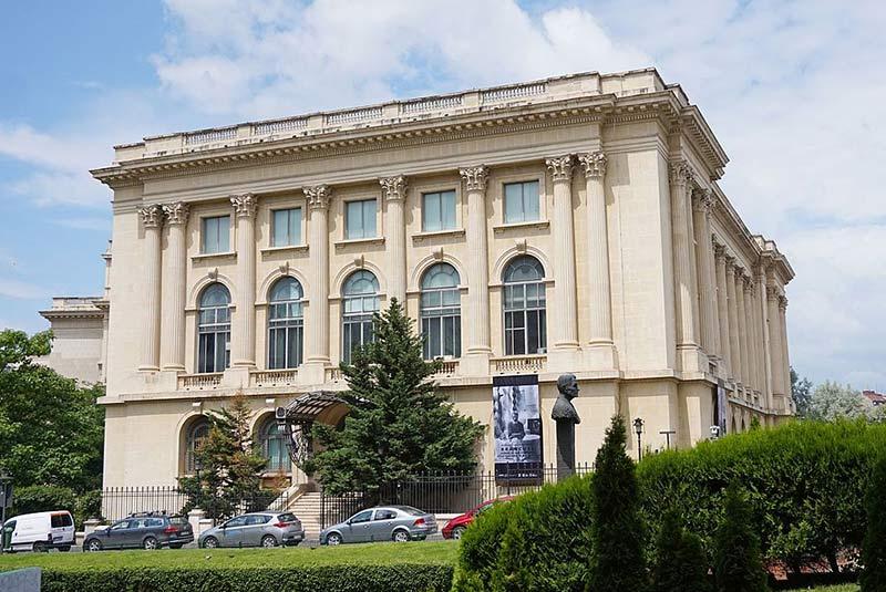 موزه ملی هنر رمانی