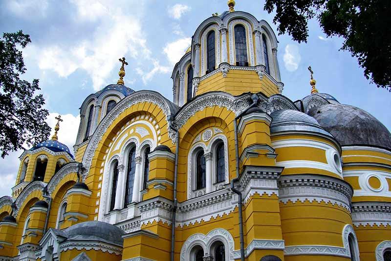 کلیسای جامع سنت ولادیمیر کیف