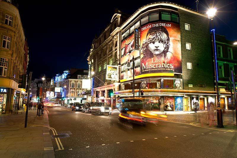 وست اند لندن