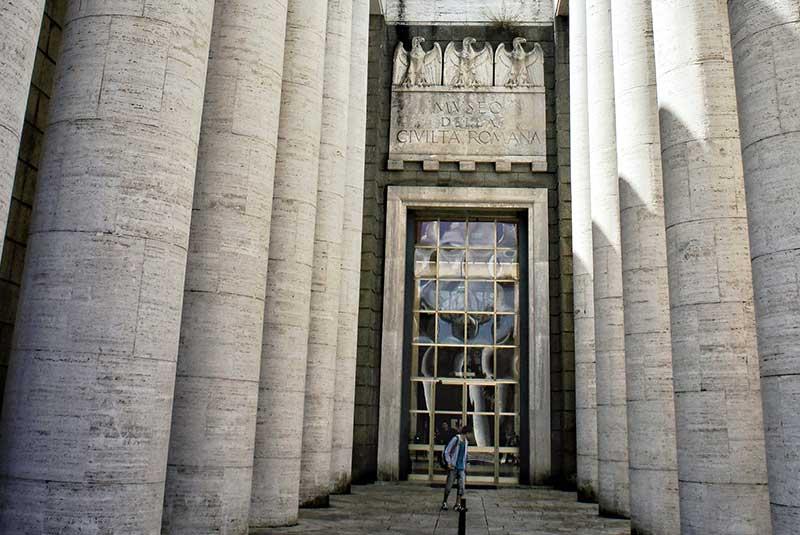 موزه تمدن رم