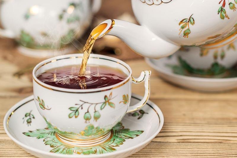 چای بعد از ظهری انگلیسی
