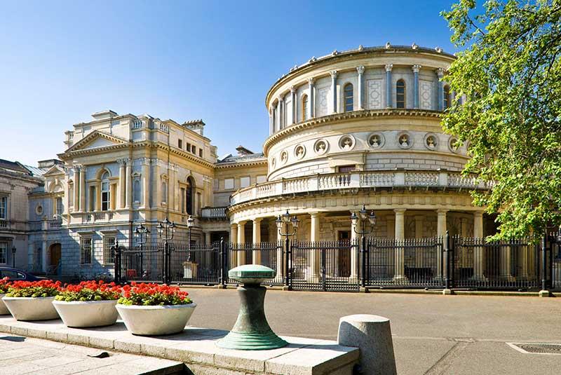 موزه ملی ایرلند در دوبلین