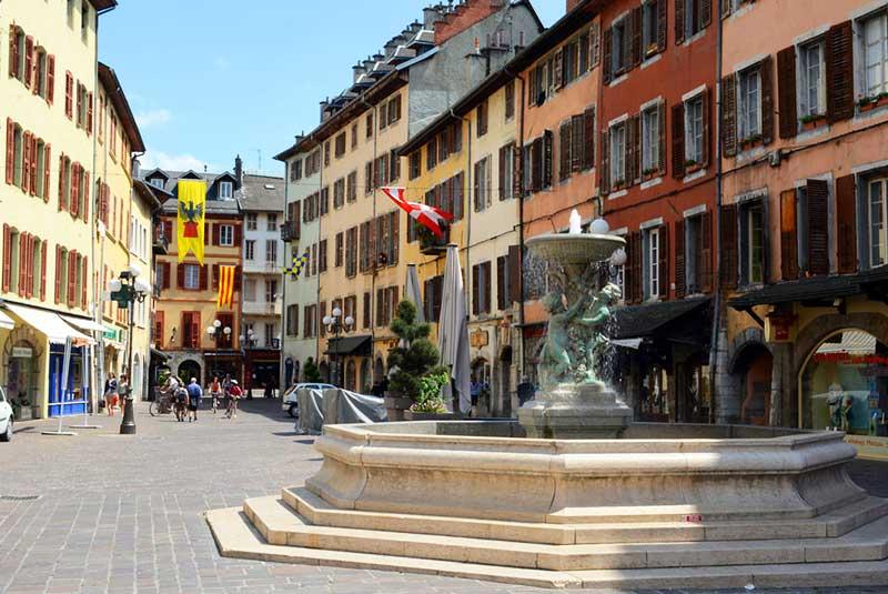 شهر شمبری فرانسه