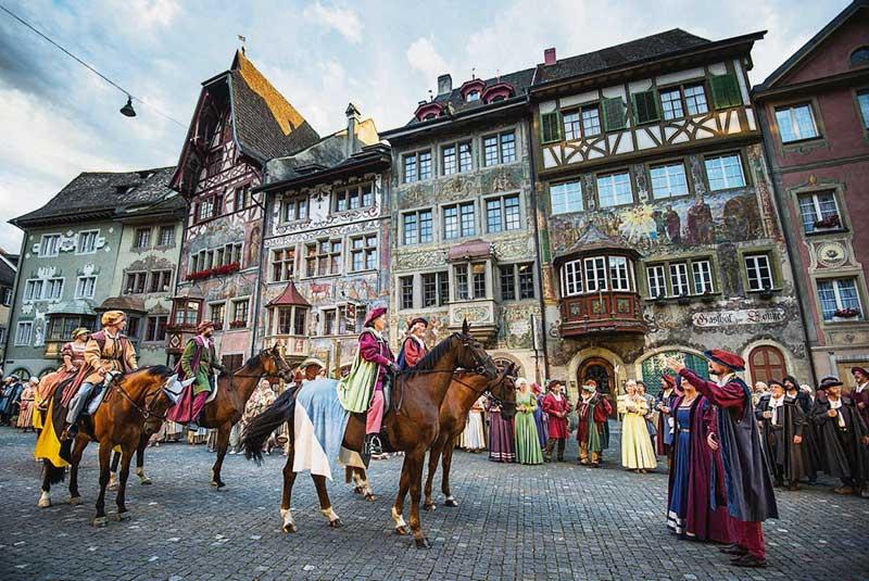 اشتاین ام راین سوئیس