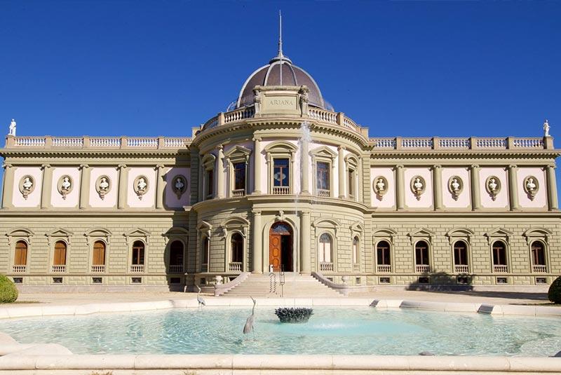 موزه آریانا ژنو