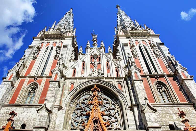 کلیسای جامع سنت نیکولاس کیف