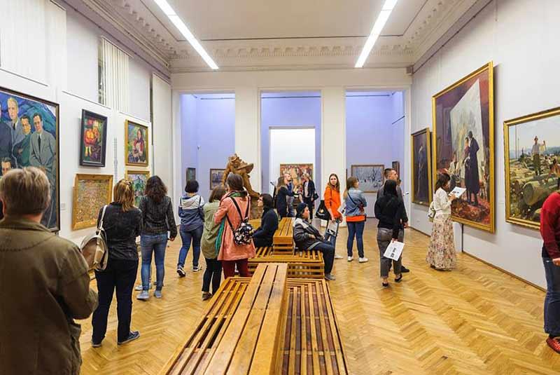 موزه هنر ملی اوکراین