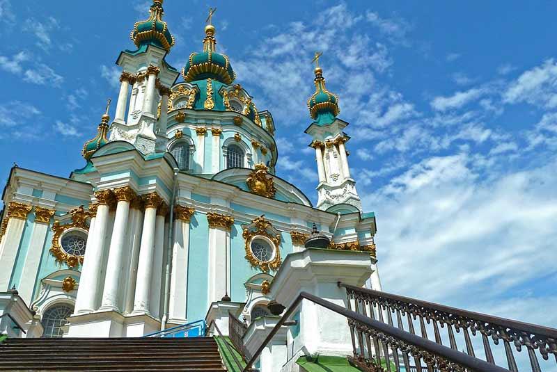 کلیسای سنت اندرو کیف