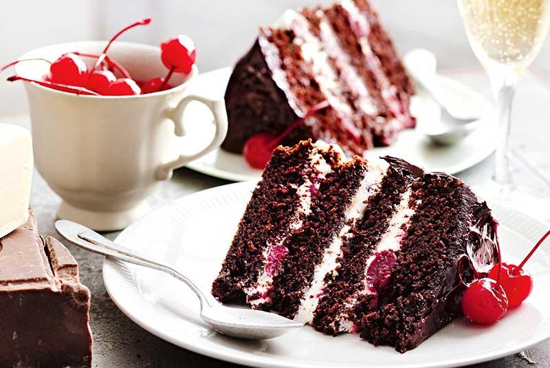 کیک بلک فارست آلمان
