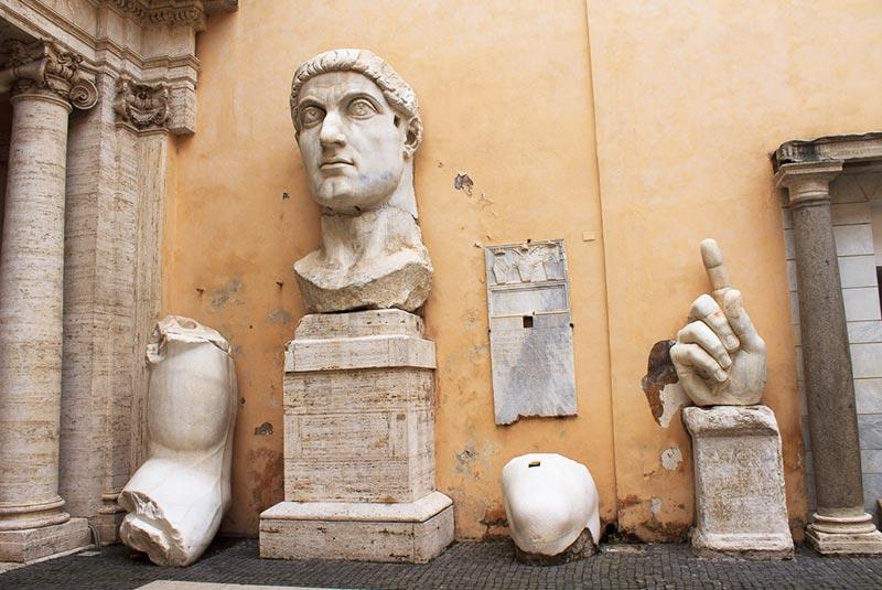 موزه های کاپیتولین رم