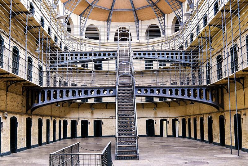 کیلمینام جیل دوبلین