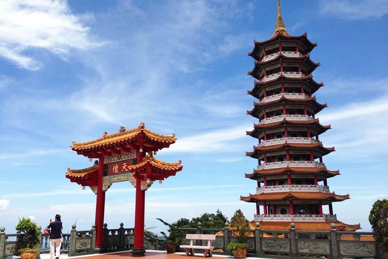 معبد چین سوی در مالزی
