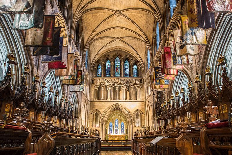 کلیسای جامع سنت پاتریک دوبلین