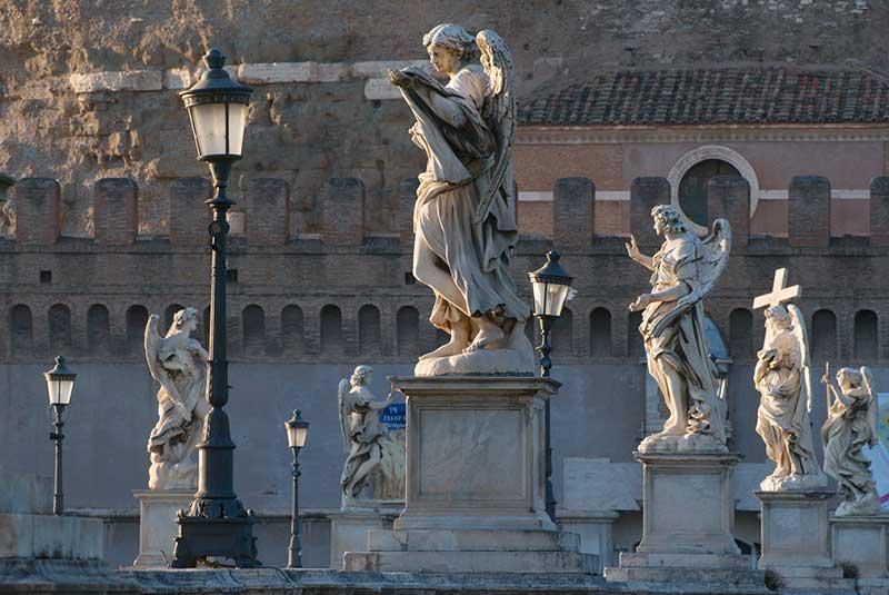 آثار برنینی در رم