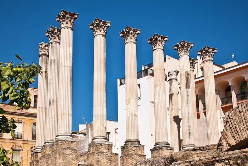 معبد رومی کوردوبا