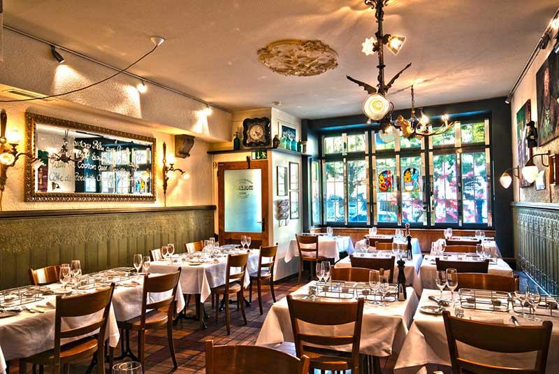 بهترین رستوران های شهر برن