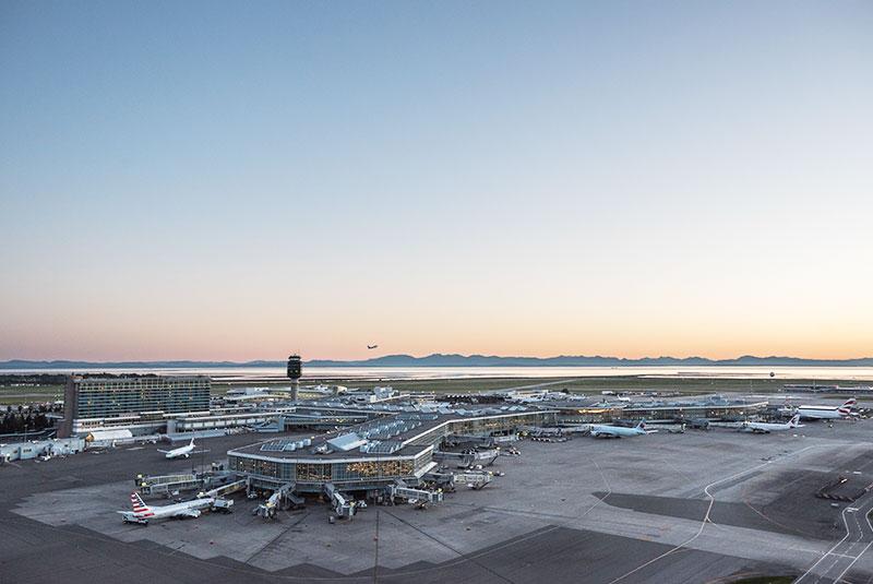 فرودگاه بینالمللی ونکوور