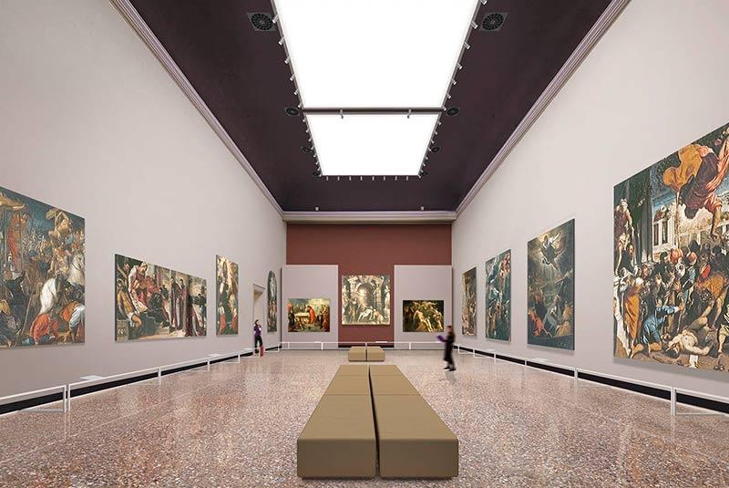گالری آکادمیا ونیز