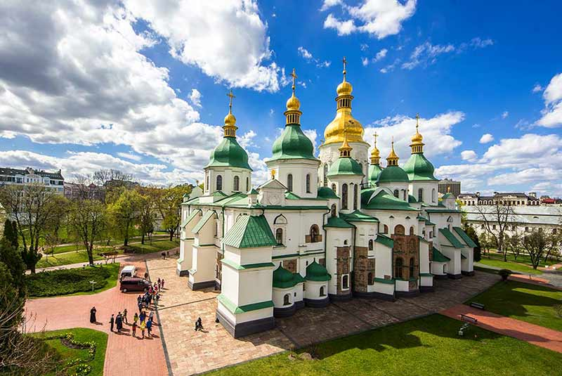کلیسای جامع سنت سوفیا کیف