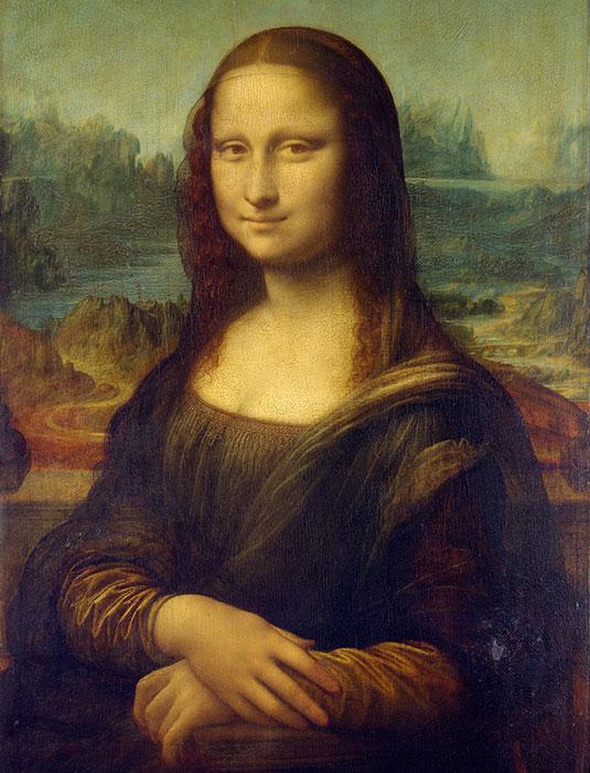 مونالیزا موزه لوور