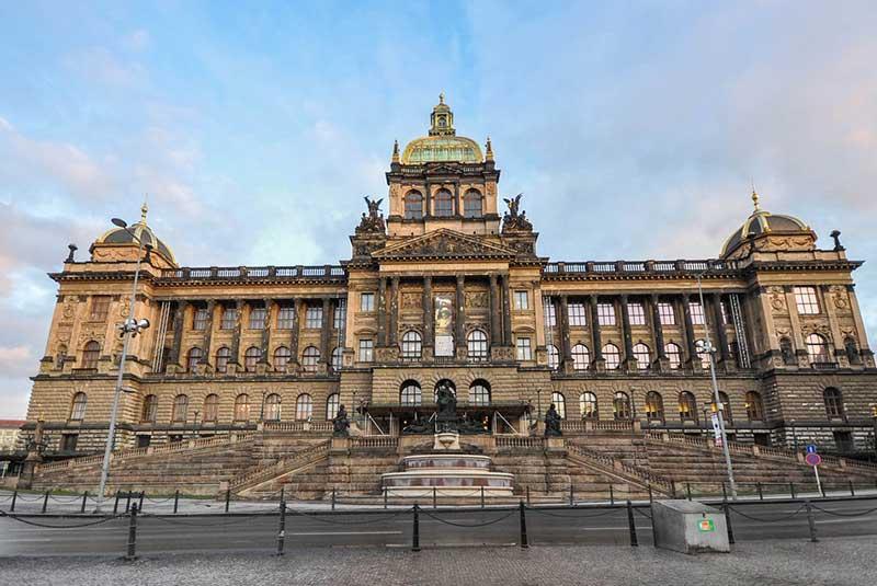 موزه ملی در پراگ