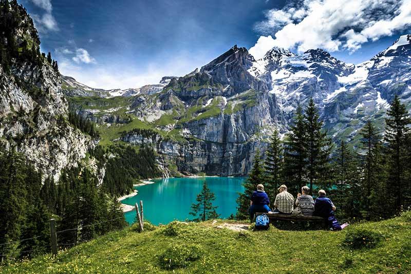 دریاچه اوشینسی سوئیس