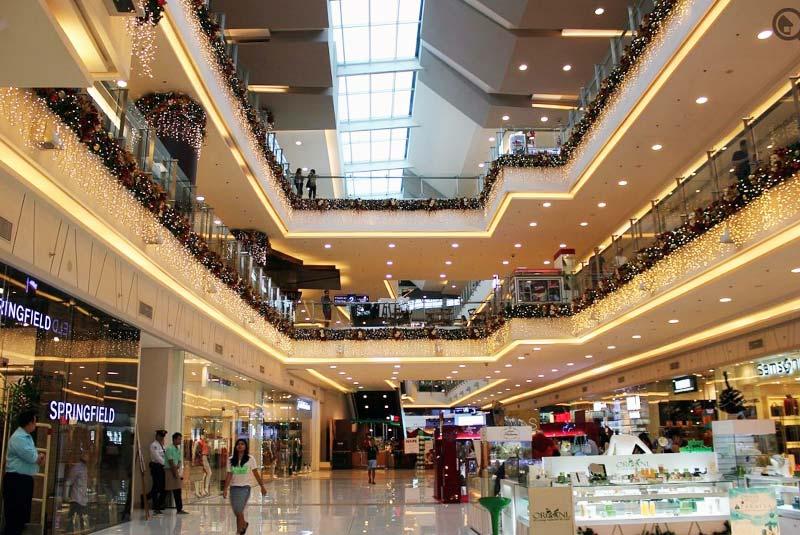 مراکز خرید بلگراد