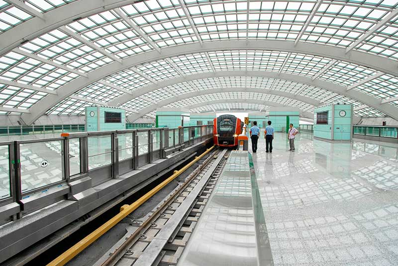 فرودگاه بینالمللی پکن