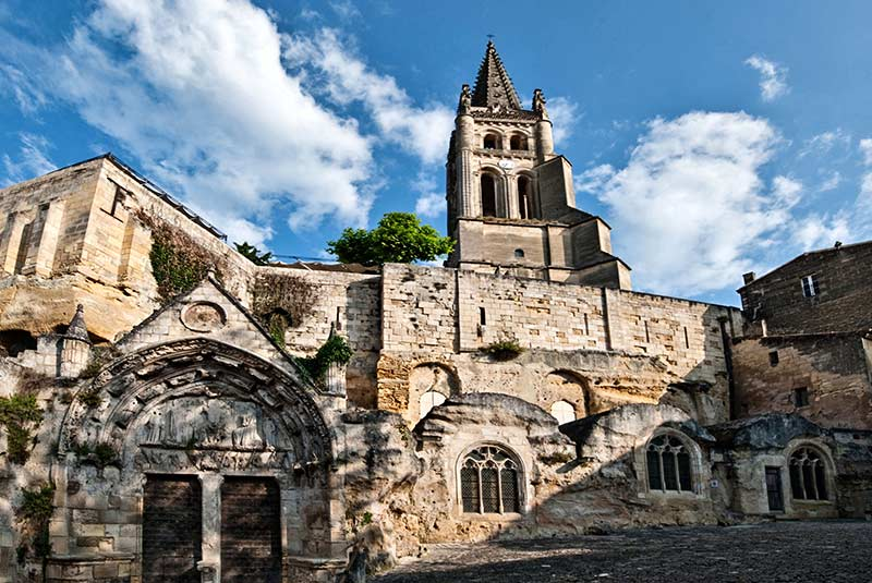 سنت امیلیون فرانسه