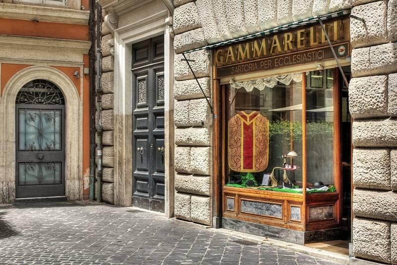 سوغات شهر رم