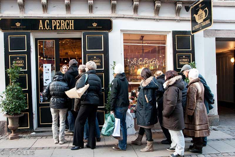 مراکز خرید کپنهاگ