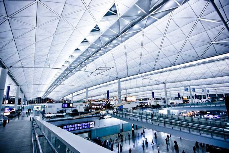 فرودگاه بین المللی هنگ کنگ