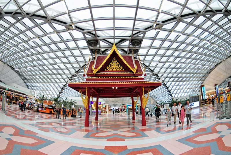 فرودگاه سوارنابهومی بانکوک