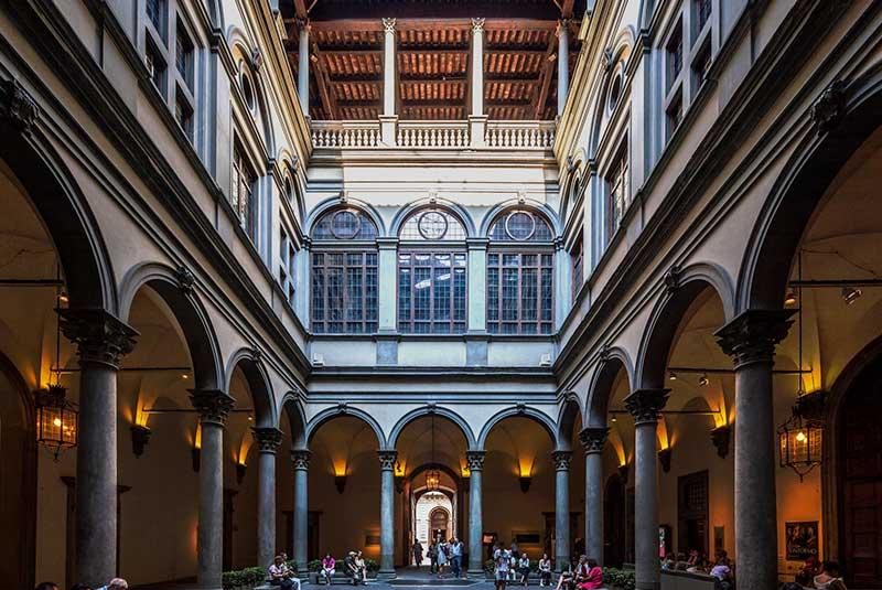 کاخ استروتزی فلورانس
