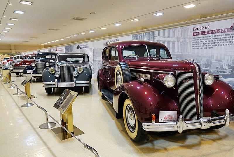 موزه جهانی اتومبیل در جیجو