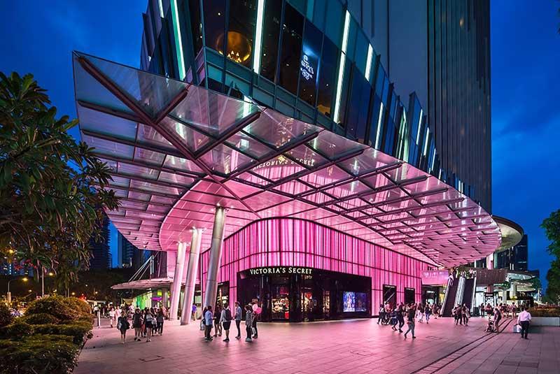 مراکز خرید سنگاپور