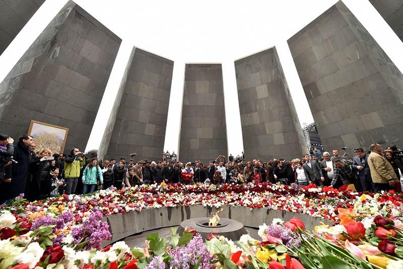 موزه نسل کشی ارامنه در ایروان