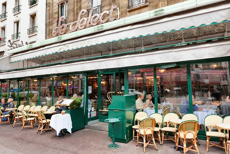 کافه های معروف پاریس