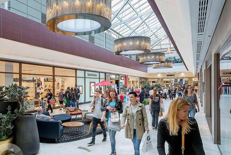بهترین مراکز خرید لندن